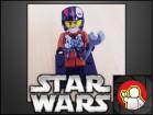 LEGO figura Rebel Pilot (STAR WARS)