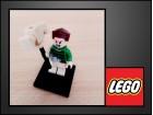 LEGO figura Sandman (Spiderman/MARVEL)