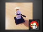 LEGO figura Sensei Wu (NINJAGO)