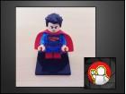 LEGO figura Superman (DC UNIVERSE)