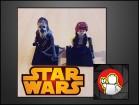 LEGO figure Han Solo i Chewbacca (STAR WARS)
