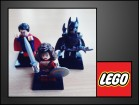 LEGO figure Justice League (NOVO)