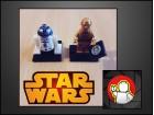 LEGO figure R2-D2 i C-3PO (STAR WARS)