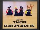 LEGO set figura iz Thor Ragnarok (MARVEL)