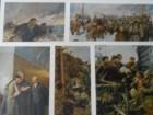 LENJIN-OKTOBARSKA REVOLUCIJA-SET-16.  19 X 14,5 cm