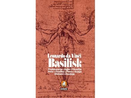 LEONARDO DA VINČI: BASILISK - Leonardo da Vinči