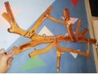 LEP RUCNI RAD - Zidna Dekoracija! - Od Drveta