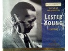 LESTER YOUNG 10 CD-BOX 24 CARAT GOLD EDITION