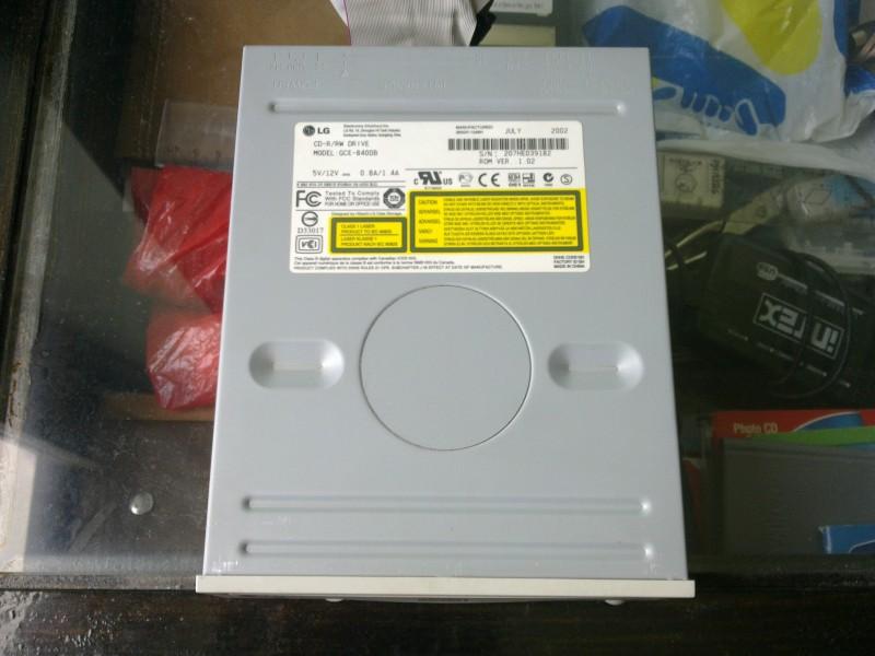 LG CD-R/RW drive