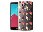 LG G4 / H815 - SILIKONSKA MASKA ULTRA TANKA PRINT CLEAR TC0002 ®