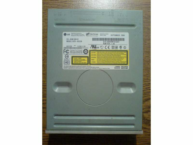 LG GCR-8523B CD Rom Drive