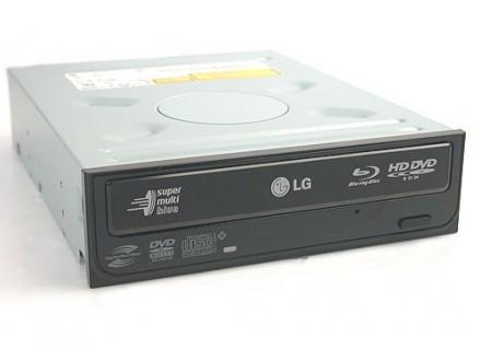 LG MultiDVD Blue Ray LightScribe Technology Blue Laser