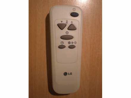 LG daljinski upravljač za klima uređaj