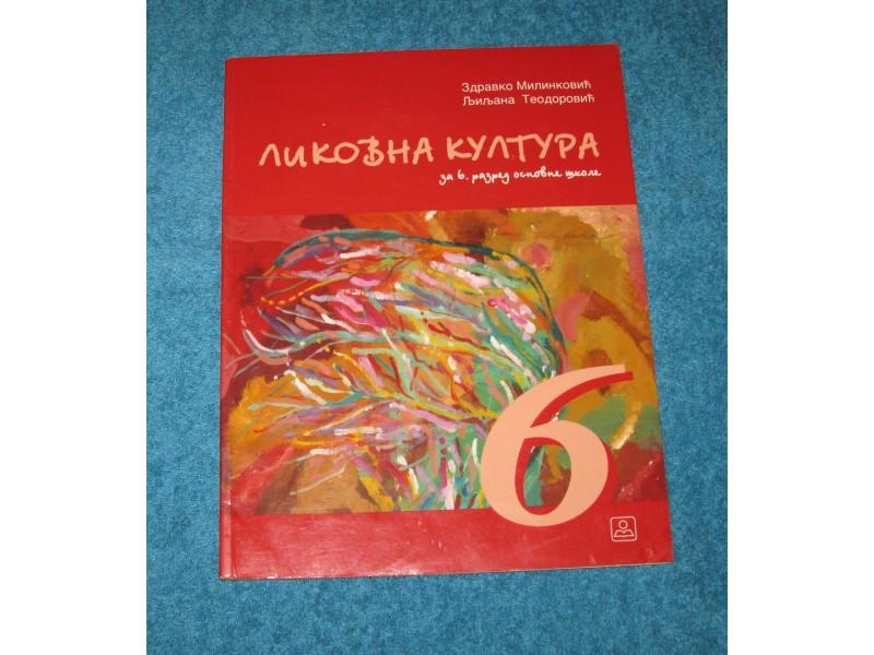 LIKOVNO 6, Zavod za udžbenike