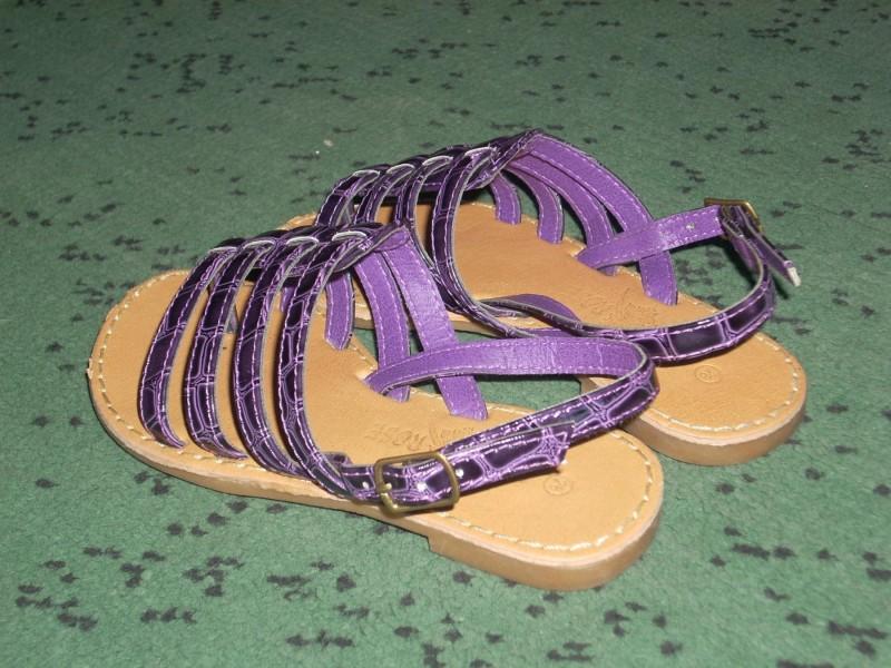 LISA ROSE  kožne sandale br.28