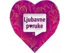 LJUBAVNE PORUKE - SRCE - Slađana Perišić