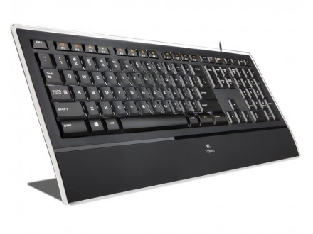 LOGITECH K740 Illuminated USB tastatura