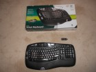 LOGITECH WAVE  WIRELESS TASTATURA  MEDEL CANADA 310