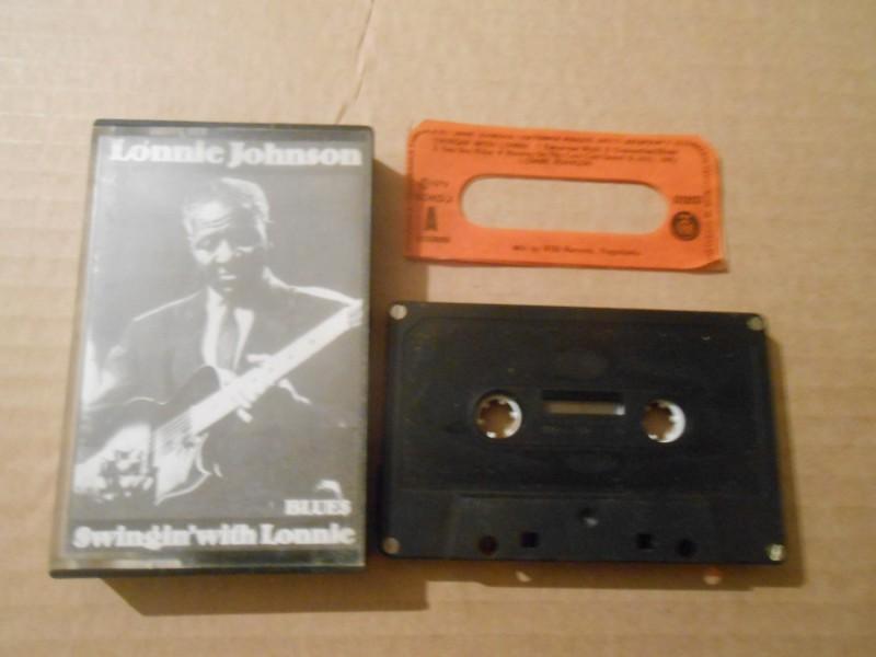 LONNIE JOHNSON-BLUES SWINGIN WITH LONNIE