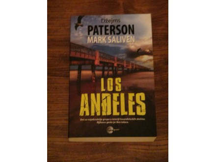 LOS ANĐELES - Džejms Paterson, Mark Saliven