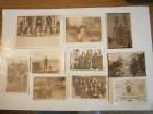 LOT OD 10 FOTOGRAFIJA IZ RIMA; 1922.GODINA