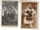 LOT od 2 stare fotografije/razglednice