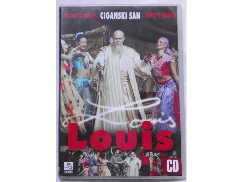 LOUIS  -  CIGANSKI  SAN  / GIPSY`S  DREAM /
