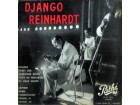 LP 10`: DJANGO REINHARDT - DJANGO REINHARDT