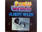 LP: ALBERT AYLER - ALBERT AYLER (ITALIAN PRESS)