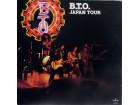 LP: BACHMAN TURNER OVERDRIVE - JAPAN TOUR (JAPAN PRESS)