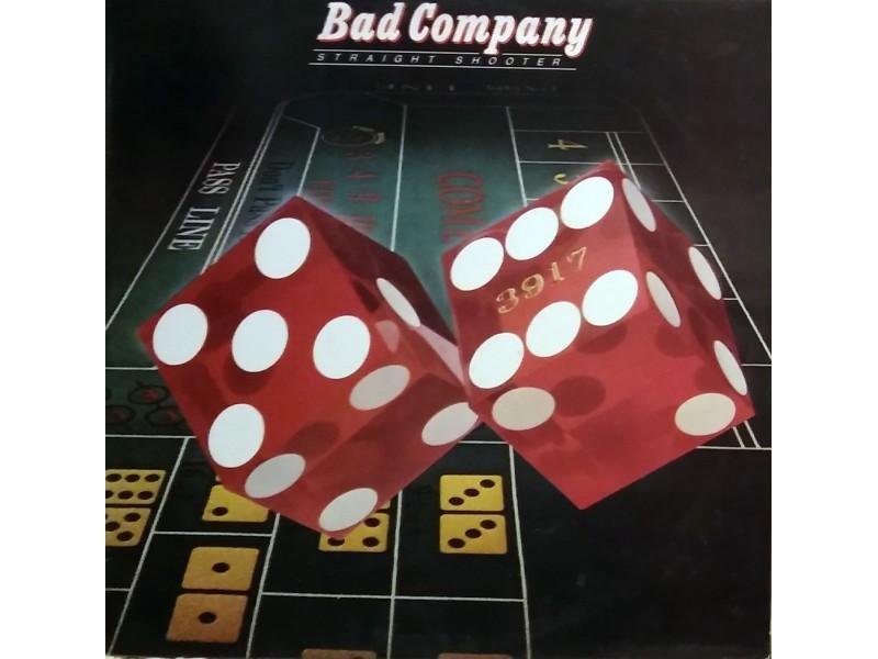 LP: BAD COMPANY - STRAIGHT SHOOTER