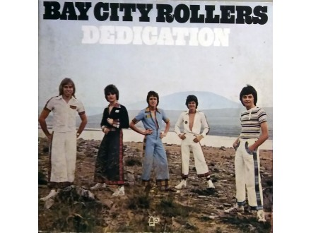 LP: BAY CITY ROLLERS - DEDICATION