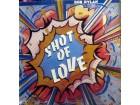 LP: BOB DYLAN - SHOT OF LOVE