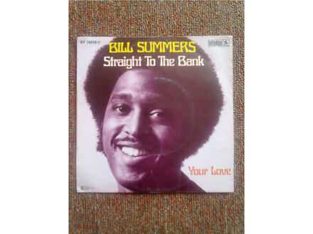 LP: Bill Summers - Straight To The Bank