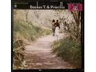 LP Booker T. & Priscilla – Booker T. & Priscilla