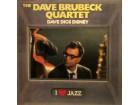 LP: DAVE BRUBECK QUARTET - DAVE DIGS DISNEY