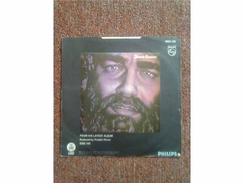 LP: Demis Roussos - Life In The City / I Just don`t...