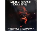 LP: GEORGE BENSON - TAKE FIVE (US PRESS)
