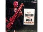 LP: GERRY MULLIGAN - WITH CHET BAKER