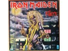 LP IRON MAIDEN - Killers (1981) 3. pressing, ODLIČNA