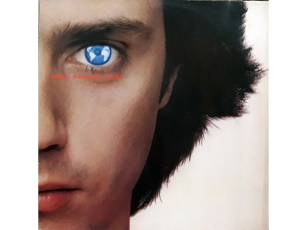LP: JEAN MICHEL JARRE - MAGNETIC FIELDS (HOLLAND PRESS)