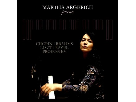 LP Martha Argerich, Piano