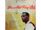 LP: NAT KING COLE - THIS IS NAT `KING` COLE (US PRESS)