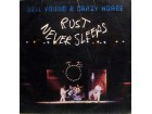LP: NEIL YOUNG & CRAZY HORSE - RUST NEVER SLEEPS