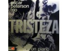 LP: OSCAR PETERSON TRIO - TRISTEZA (JAPAN PRESS)