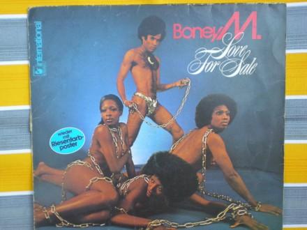 LP Ploca    Bony M - Love For Sale