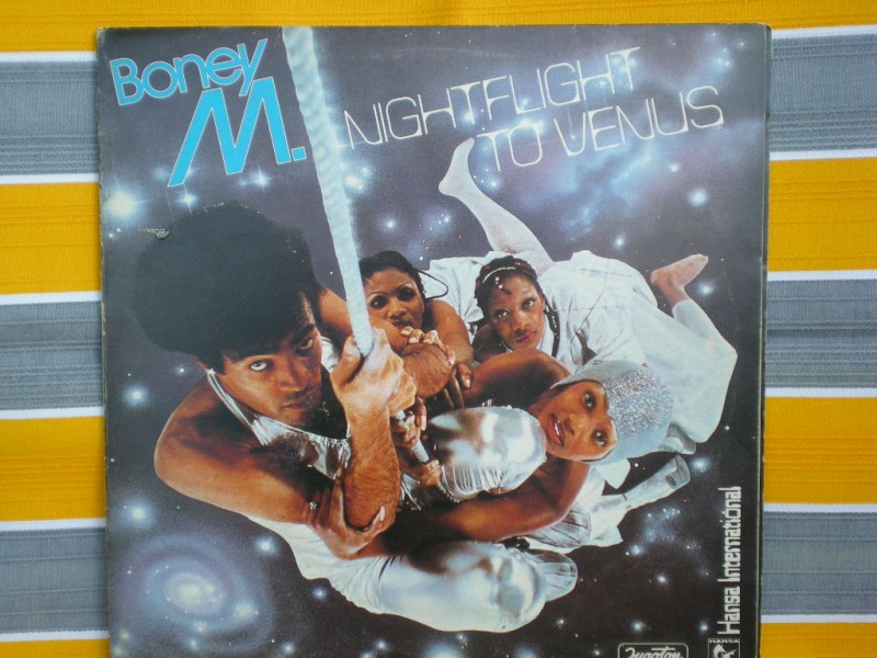 LP Ploca   Bony M - Nightflight To Venus