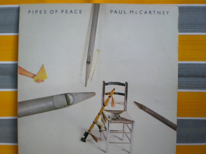 LP Ploca Paul McCartney - Pipes Of Peace
