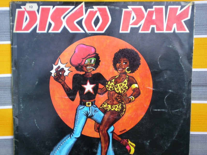 LP Ploca   Razni izvidjaci  - Disco Pak