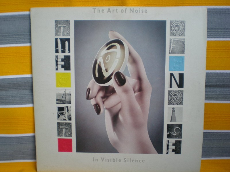 LP Ploca   The Art of Noise - In Visible Silence